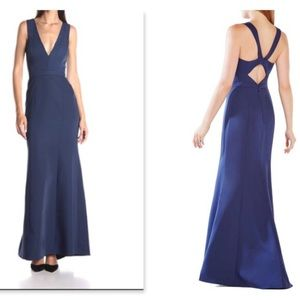 BCBG Navy Riva dress